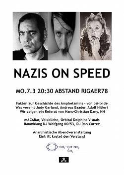 Drogenfilmscreening in Berlin