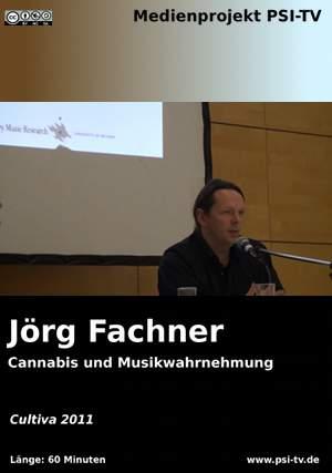 Cover Grafik zum Video Cannabis und Musikwahrnehmung von Jörg Fachner zur Cultiva 2011