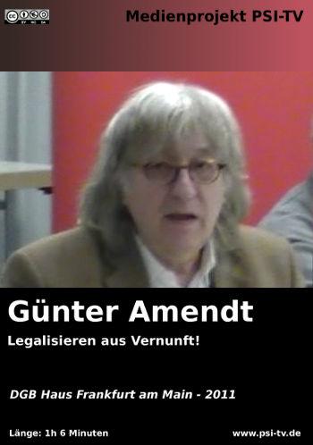 Legalisieren aus Vernunft   Guenter Amendt   www.PSI TV.de small Legalisieren aus Vernunft   Günter Amendt   Die Linke im Römer